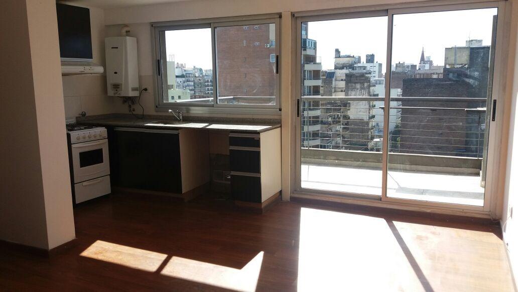 rosario. venta. 1 dormitorio. balcón y terraza exclusiva