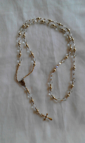 rosarios con swarovski original y balines