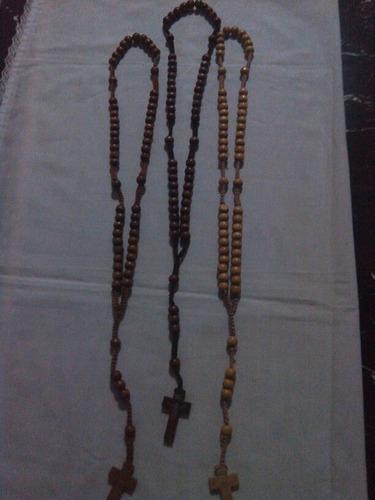 rosarios ó camandulas diferentes diseños  dama/caballero 5$