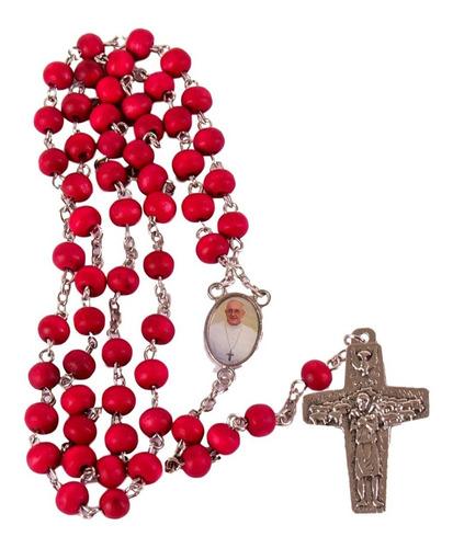 rosarios y monedas papal