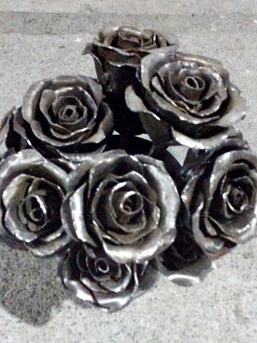 rosas artesanales