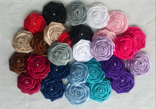 rosas rococo, flores, lazos, cintillos, apliques!