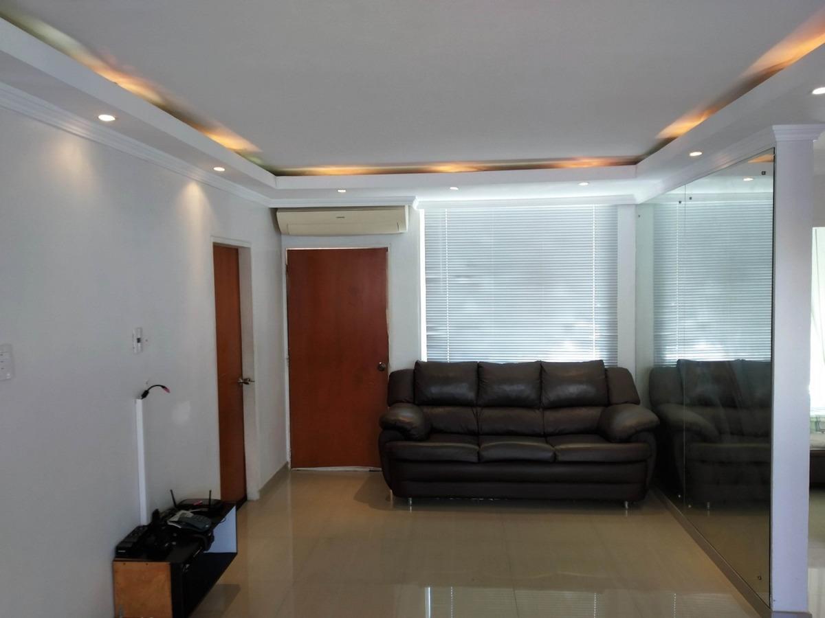 rosaura cortez vende apartamento en la floresta guacara