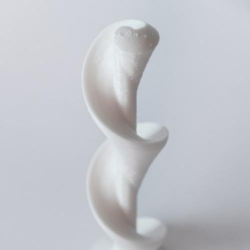 rosca infinita tubo 50mm x 14cm alimentos / ração