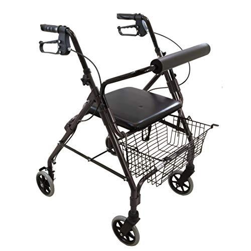 roscoe medical rosrl6gr rueda  andador / rolling  andado con