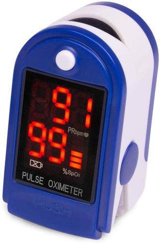 roscoe - oxímetro de pulso para dedos médico, monitor de sat