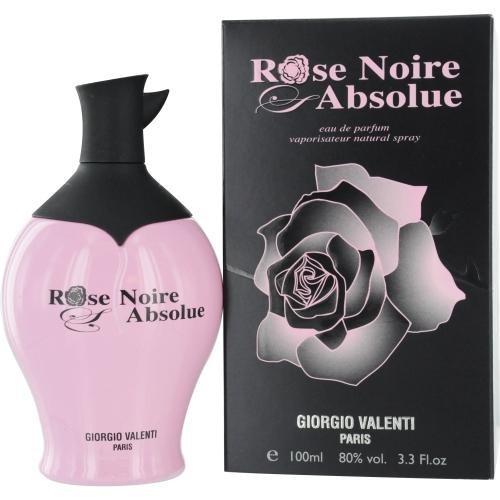 rose noire absolue eau de parfum spray 3.3 oz por giorgio