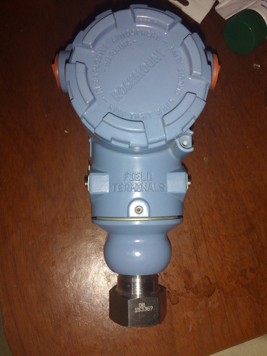 rosemount transmisor de presion 3051tg5a2b21ab4