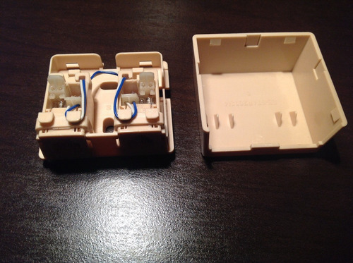roseta rj11 telmex suttles modular telefónica cable doble