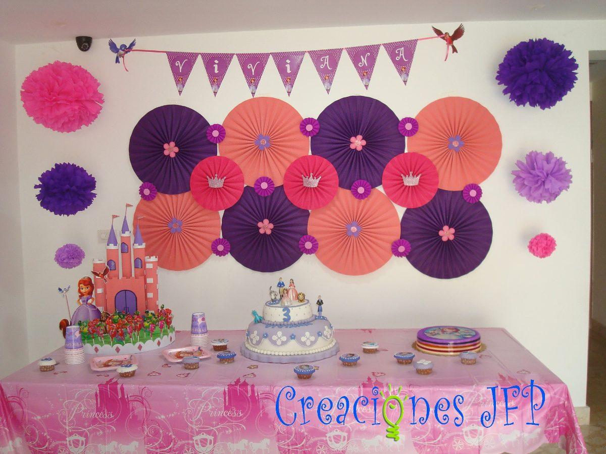 Rosetas o abanicos para decoraci n 50 cm bs for Decoracion con abanicos