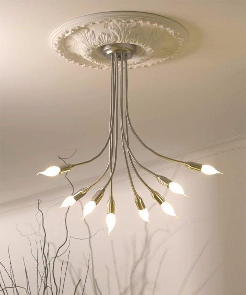 Rosetones o apliques plafon para lamparas de techo rosetas bs en mercado libre - Apliques para techo ...