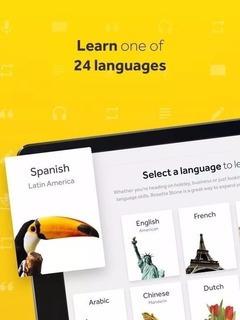 rosetta stone para celular  apk todos los idiomas