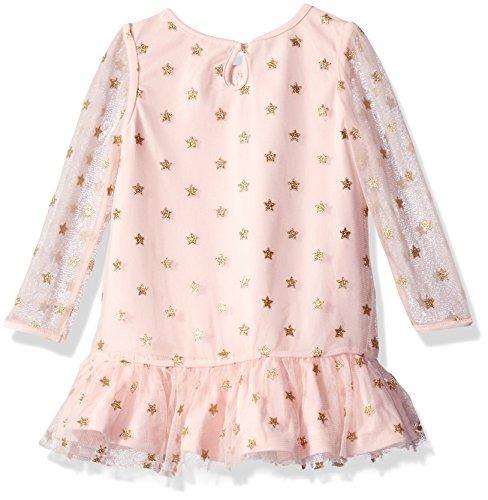 Rosie Papa Bebe Papel De Las Niñas Vestido Estampado Con Dia