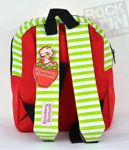 rosita fresita mochila mini-backpack importada 100% original