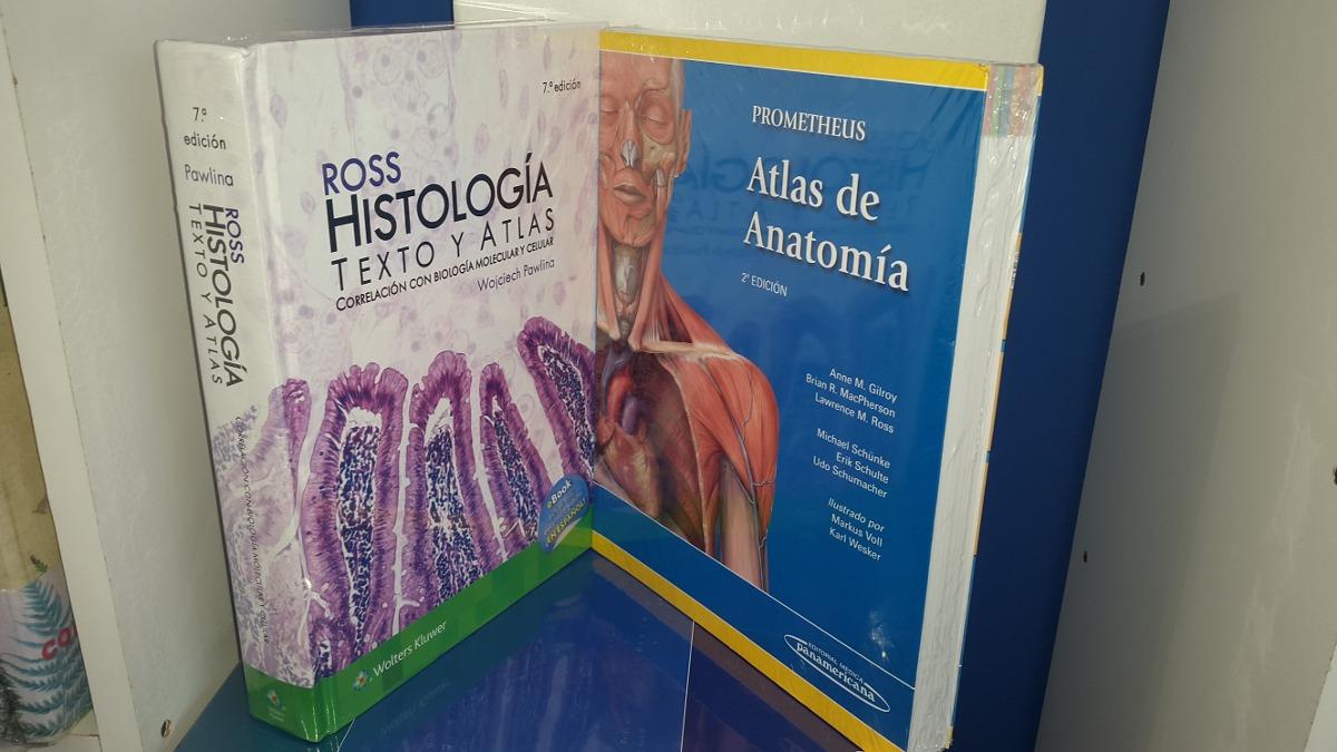 Ross Histologia 7ed Prometheus Atlas Anatomia Humana - $ 5.250,00 en ...