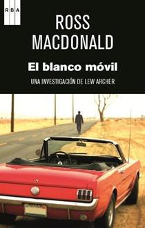 ross macdonald - el blanco movil (libro físico)