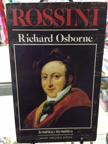 rossini por richard osborne