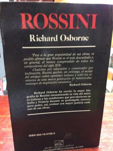 rossini - richard osborne