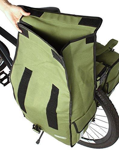 roswheel 14686 expedition series bike rear rack bag bicycle
