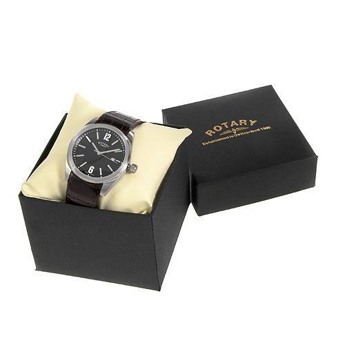 rotary hombre, reloj