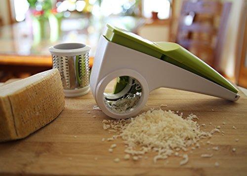 rotary rallador de queso - tuercas, rallador de chocolate c