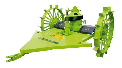rotativa inroda de arrastre para pajonales - desforestacion