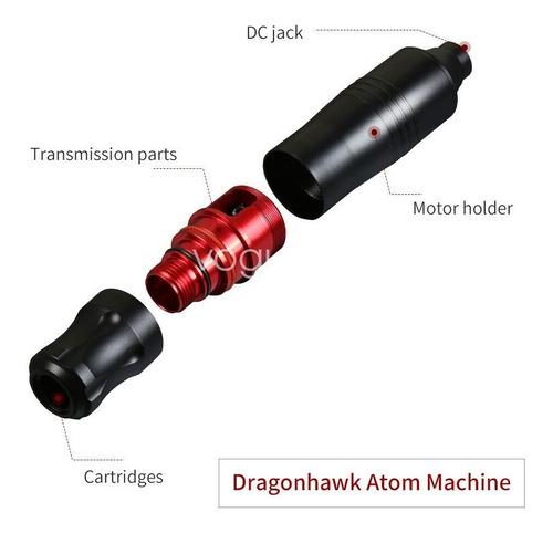 rotativa tatuaje máquina