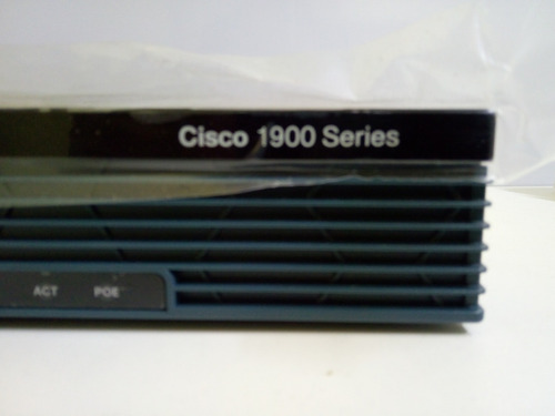 roteador cisco 1905