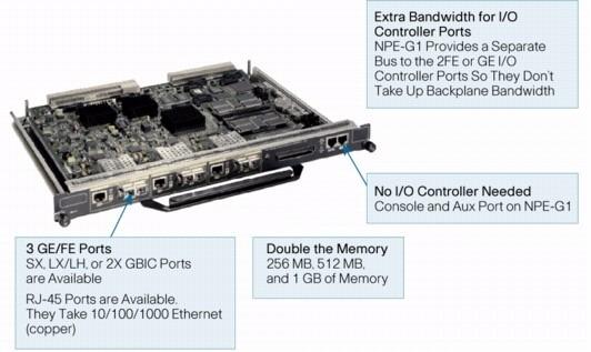 Roteador Cisco 7206 Vxr C/ Npe G1 C/ 1 Fonte Ac
