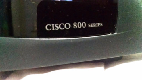 roteador cisco 800 series