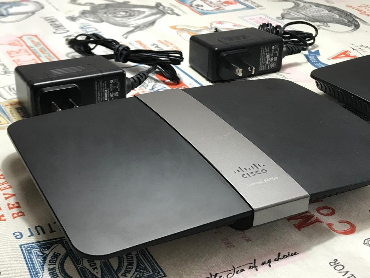 Roteador Cisco Linksys E4200 Versão 2