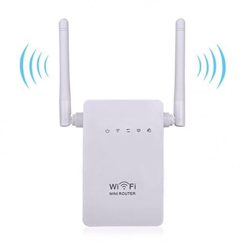 roteador e repetidor 1200 2 antenas amplificador wireless