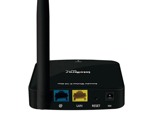 roteador intelbras wireless wrn150 n 150 mbps