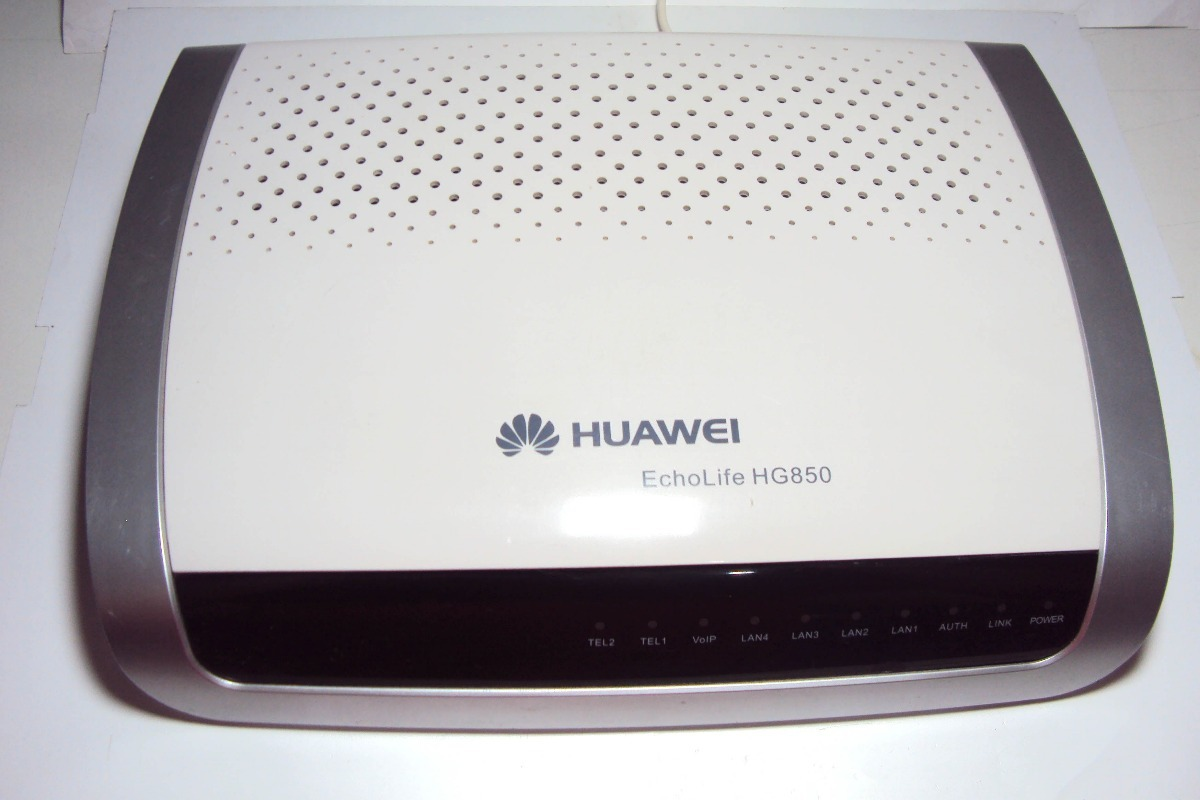 HUAWEI ECHOLIFE HG 850 DRIVER FOR MAC