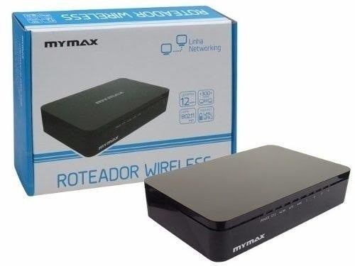 roteador mymax mwr-wr9361a-bk 300mbps