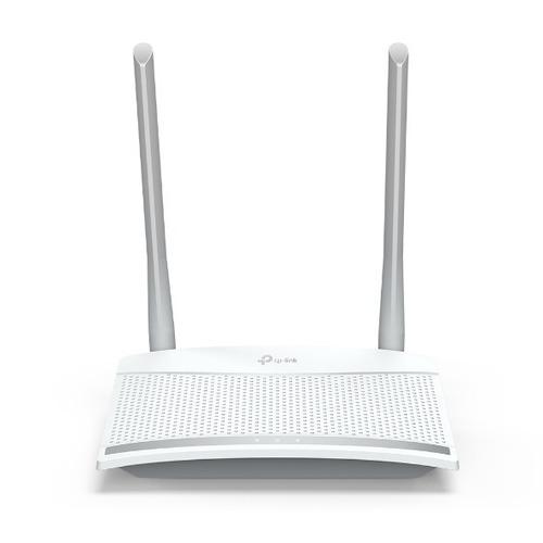 roteador n300 wifi 300mbps tp-link tl-wr820n original com nf