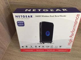 Netgear N600 Wndr3700v2 A Evoluco - Componentes para Redes