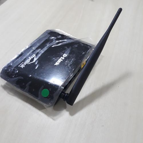 roteador residencial d-link dir-900l n150