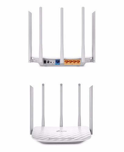 roteador tp-link archer ac60 v2 ac 1350 mbps dual band wifi