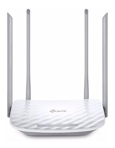roteador tp-link archer c50 v3 dual band 1200mbps 4 antenas