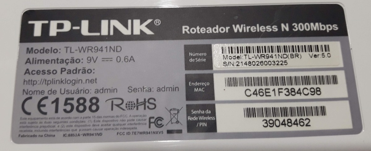 TP-Link TL-WR941ND V5 Router Drivers