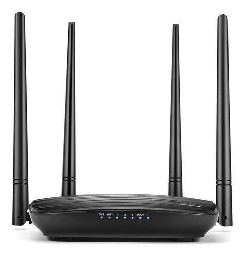 roteador wifi multilaser 4 antenas ac1200 dual band 200mw