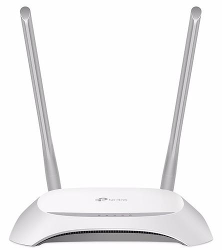 roteador wireless 300mbps 2.4ghz ipv6 tp link tl-wr849n 5dbi