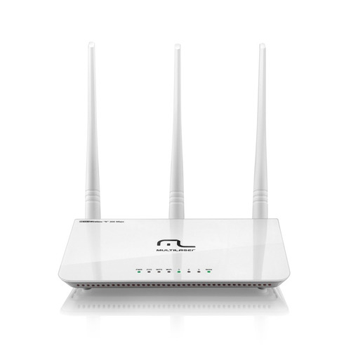 roteador wireless - 300mbps - re163 - mulitlaser