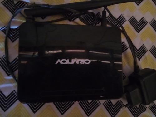 roteador wireless aquário usado