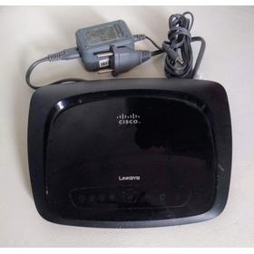 Roteador Wireless Cisco - Linksys Wrt120n