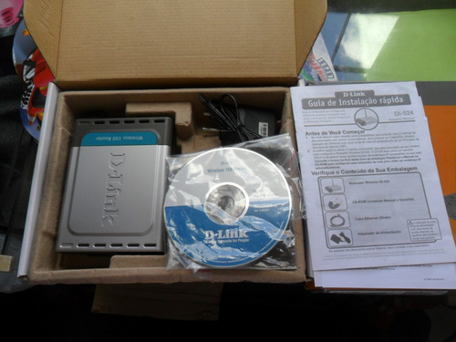 roteador wireless d-link rede