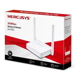 Roteador Wireless Mercusys Mw301r 300mbps,super Barato
