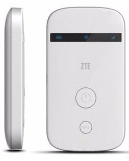 roteador zte mf90 3g /4g / wi-fi original com nota fiscal