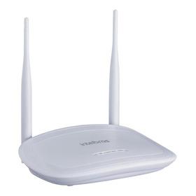 Roteador/access Point/switch/repetidor Intelbras Iwr 3000n Branco 100v/240v